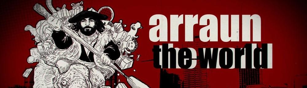 Arraun the world | Olentzero munduan